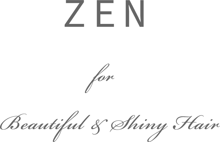 ZEN for beautiful & shiny hair